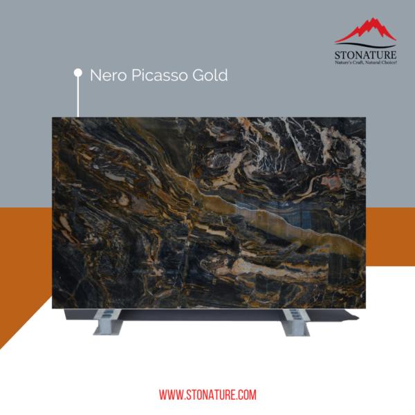 Nero-Picasso-Gold