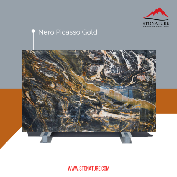 Nero Picasso Gold